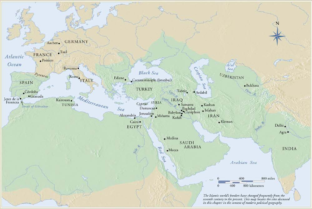 Unit Wiki Chapter The Early Middle Ages - Germany map middle ages